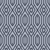 Japans Hexagon Patroon royalty-vrije illustratie