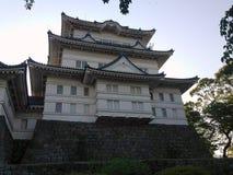 Japans kasteel stock foto