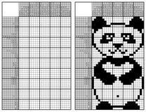 Japans kruiswoordraadsel Stock Afbeelding