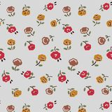 Japans Leuk Bloemenpatroon vector illustratie
