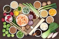 Japans Macrobiotisch Super Voedsel Royalty-vrije Stock Afbeelding
