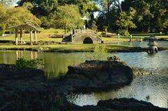 Japans park in Hawaï stock afbeelding