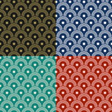 Japans Patroon stock illustratie