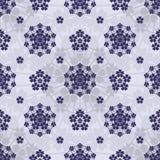 Japans Sakura-de cirkel naadloos patroon van de vormbloem royalty-vrije illustratie