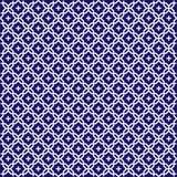 Japans sashikoornament Aziatische borduurwerkmotieven royalty-vrije illustratie