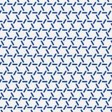 Japans sashikoornament Aziatische borduurwerkmotieven vector illustratie