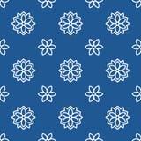 Japans traditioneel klassiek patroon royalty-vrije stock afbeeldingen