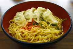 Japans voedsel 4 Stock Afbeelding