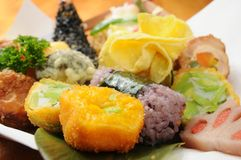Japans voedsel Royalty-vrije Stock Fotografie