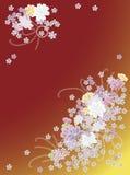 Japanse achtergrond Royalty-vrije Stock Fotografie