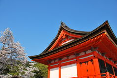 Japanse architectuur Royalty-vrije Stock Afbeelding