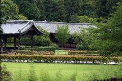 Japanse architectuur royalty-vrije stock foto
