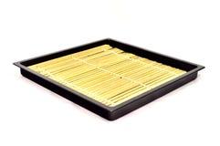Japanse bamboeschotel Stock Foto's