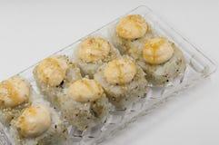 Japanse broodjes Royalty-vrije Stock Afbeeldingen