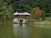 Japanse brug royalty-vrije stock fotografie