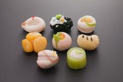 Japanse cake Royalty-vrije Stock Afbeelding