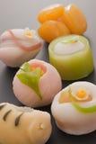 Japanse cake Royalty-vrije Stock Fotografie