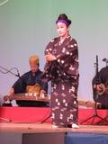 Japanse dans Royalty-vrije Stock Fotografie