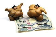 Japanse economie stock afbeelding