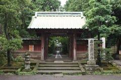 Japanse entryway Royalty-vrije Stock Afbeeldingen