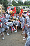 Japanse festivallen Stock Afbeelding