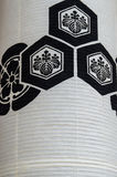 Japanse Gebedlantaarn Royalty-vrije Stock Afbeeldingen