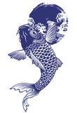 Japanse Karper Royalty-vrije Stock Afbeelding
