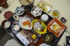 Japanse keuken Royalty-vrije Stock Afbeeldingen