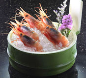 Japanse keuken Stock Foto