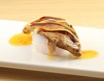 Japanse keuken Royalty-vrije Stock Afbeelding