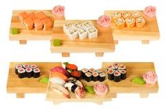 Japanse keuken Royalty-vrije Stock Foto's