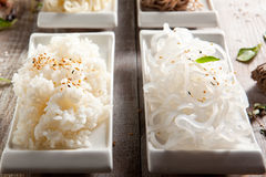 Japanse Keuken - versier royalty-vrije stock afbeelding