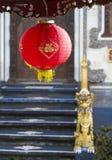 Japanse lantaarn stock afbeelding