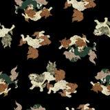 Japanse Leeuw Stock Afbeeldingen