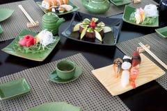 Japanse maaltijd royalty-vrije stock fotografie
