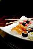 Japanse maaltijd Stock Afbeelding