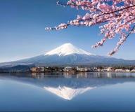 Japanse mountain Stock Photo