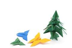 Japanse origami Stock Foto