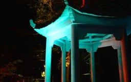 Japanse pagode Royalty-vrije Stock Foto's