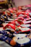 Japanse Pantoffels Royalty-vrije Stock Foto
