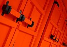 Japanse poort Royalty-vrije Stock Foto's
