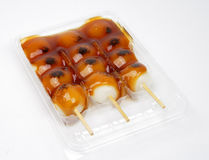 Japanse rijstballen royalty-vrije stock afbeelding