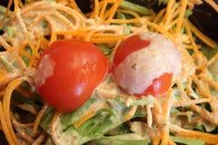 Japanse salade in Australië Royalty-vrije Stock Afbeelding