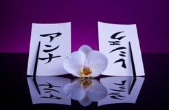 Japanse Samenstelling Royalty-vrije Stock Foto