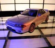 Japanse sportwagen royalty-vrije stock fotografie