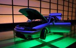 Japanse sportwagen Royalty-vrije Stock Afbeeldingen