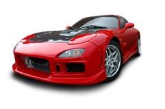 Japanse Sportwagen Royalty-vrije Stock Foto's