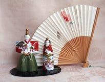 Japanse stijl 1 van het stilleven stock fotografie