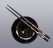 Japanse stijl 4 van het stilleven stock foto