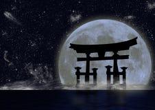 Japanse Stijl Stock Afbeelding